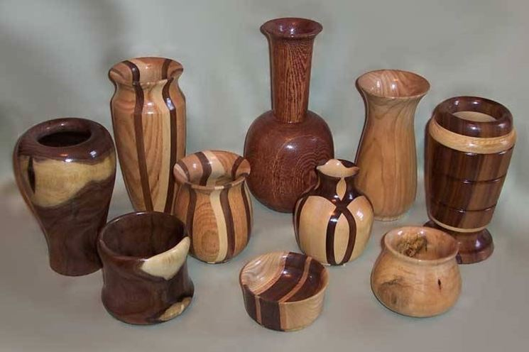 vasi legno vasi