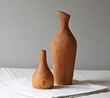 vasi moderni in legno