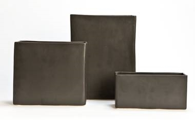 Vasi rettangolari vasi - Vasi in ceramica da esterno ...
