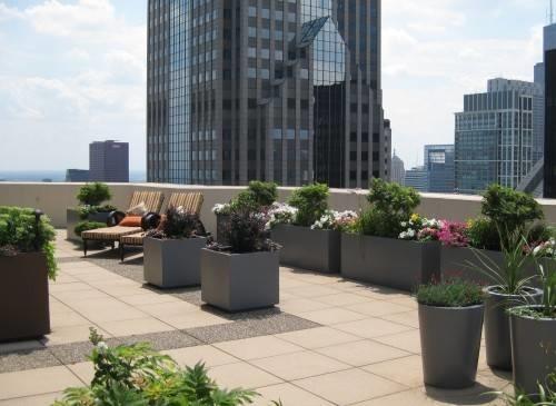 Vasi terrazzo vasi for Arredo giardino terrazzo