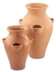 Vaso da giardino vasi for Permettono di riscaldare senza inquinare