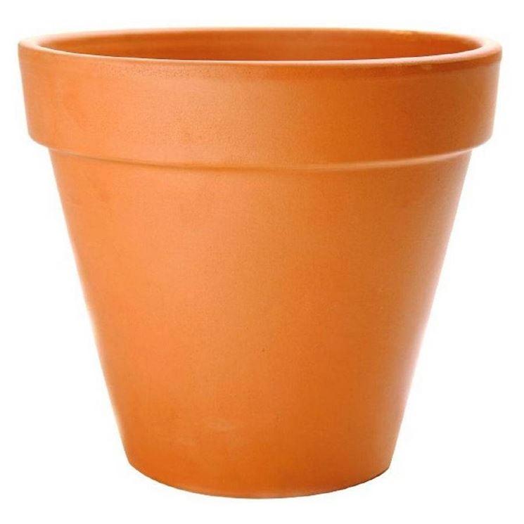 vaso piante terracotta