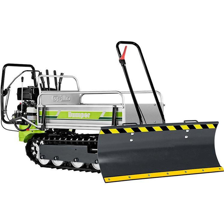 Carriola a motore cingolata usata pompa depressione for Motocarriole cingolate usate