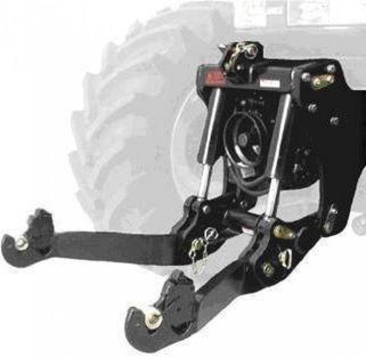 Sollevatore idraulico anteriore