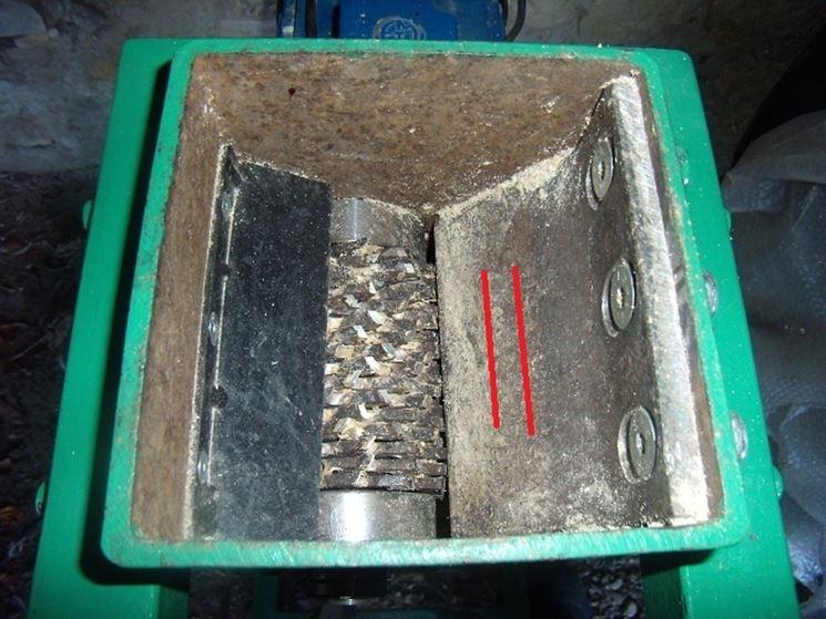 Biotrituratore biotrituratori come usare il biotrituratore for Costruire affumicatore fai da te