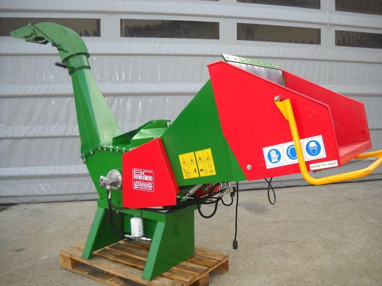 Cippatore Hércules C125 Universal