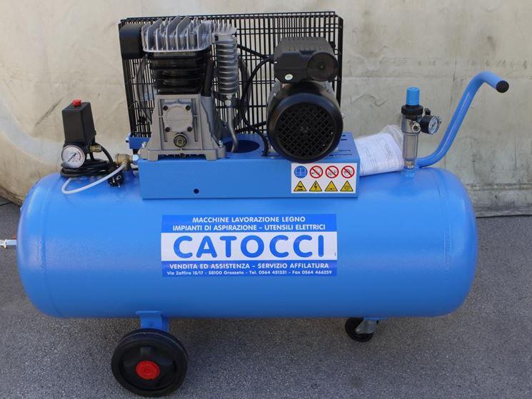 Compressori ad aria 100 litri usati
