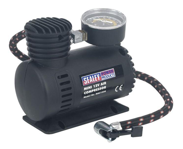 Un mini compressore