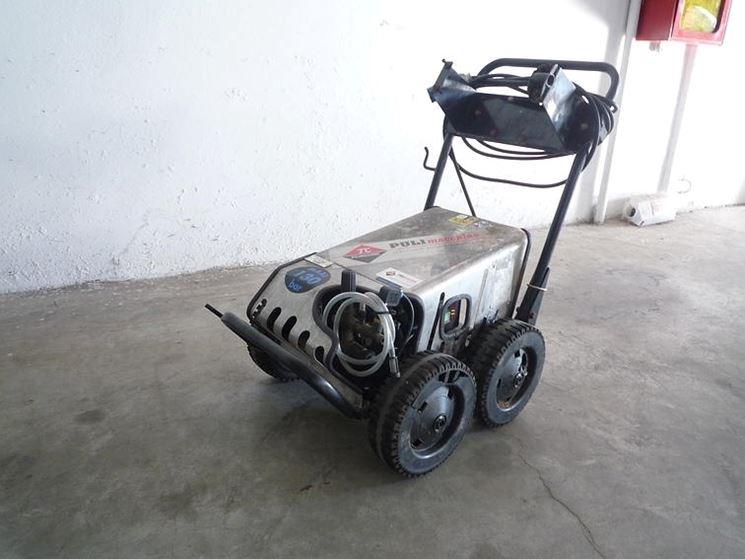 Idropulitrice mod. MAXI 1 130