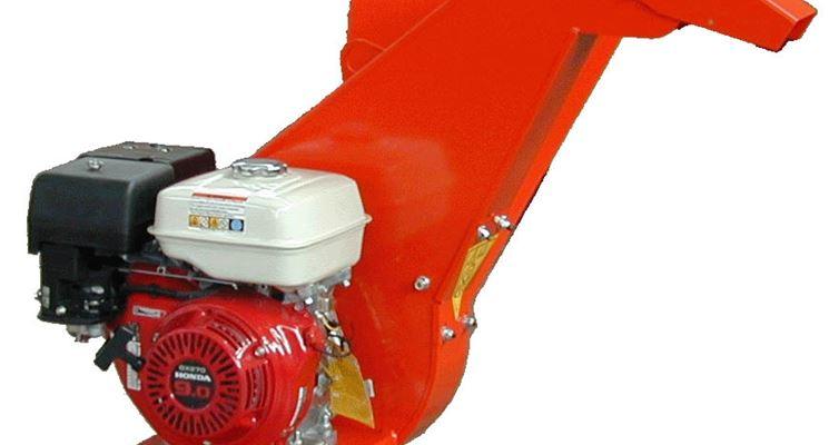 Biotrituratore a motore