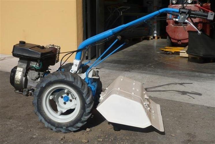 modello motocoltivatore usato