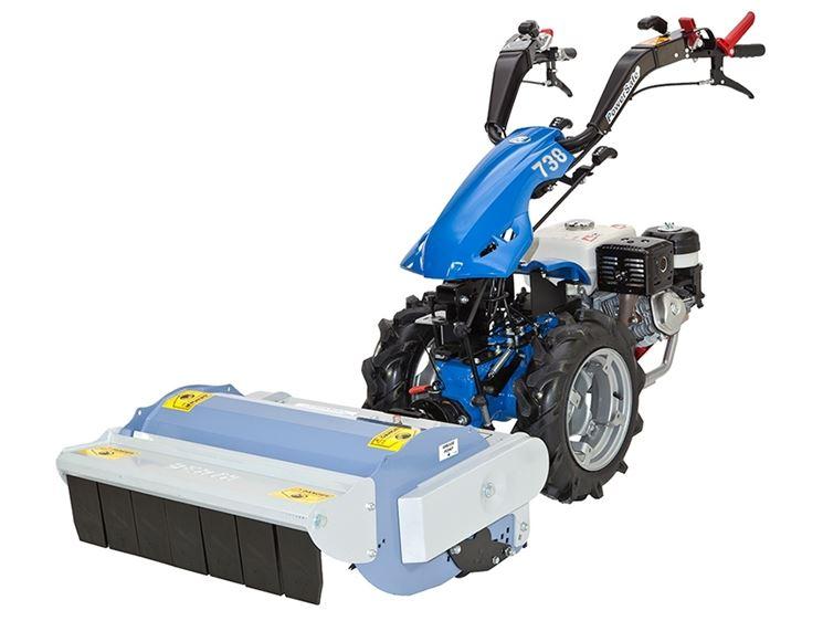 Trincia per motocoltivatore motocoltivatori tipologie for Trincia x motocoltivatore