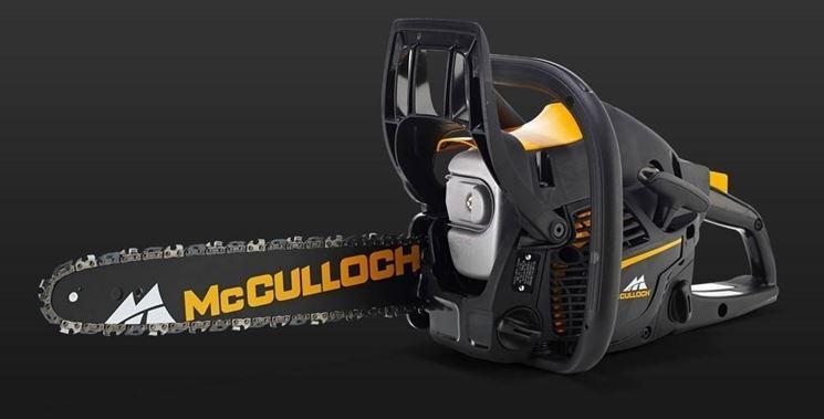Motosega McCulloch CS 340