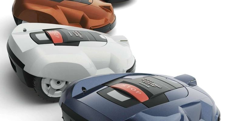 Gamma colori Automower®