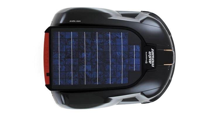 Automower® ad energia solare