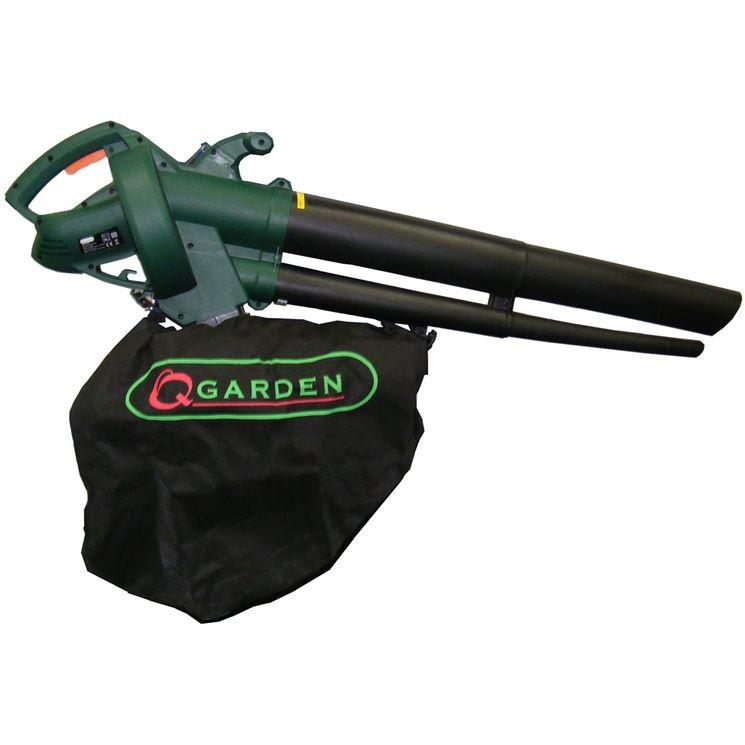 Soffiatore/aspiratore con sacco