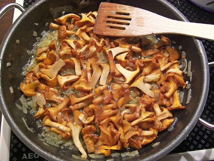 Una ricetta con il finferlo: lo pfifferlinge