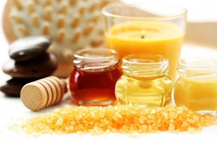 Impiego cosmetico del miele
