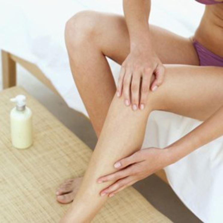 Massaggio anticellulite fai-da-te