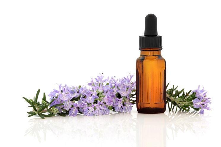 olio essenziale al rosmarino