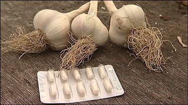 compresse aglio