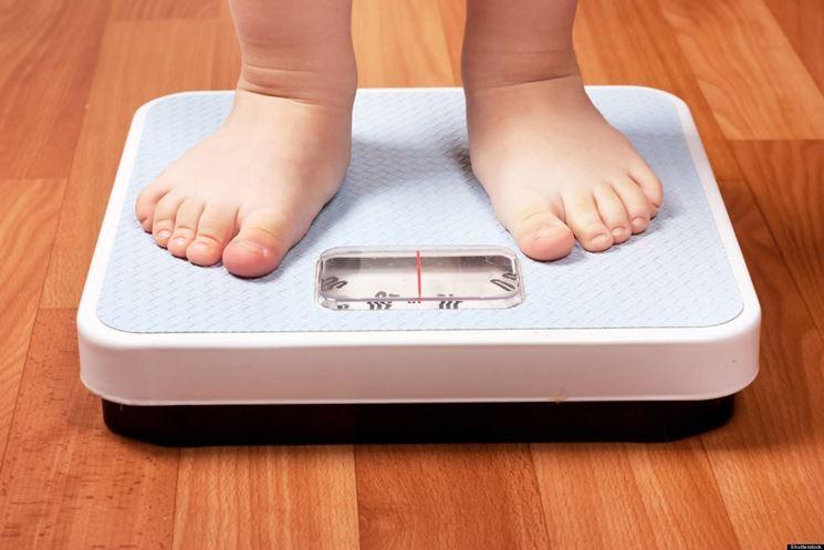 obesit� nei bambini