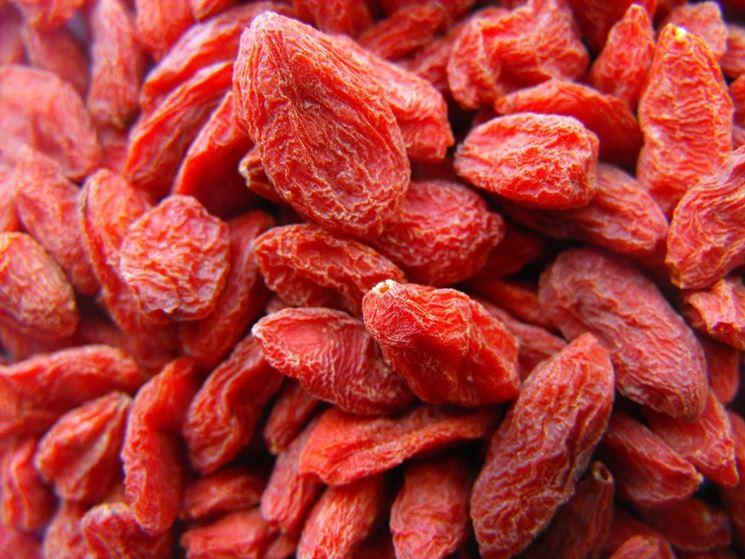 frutto essiccato