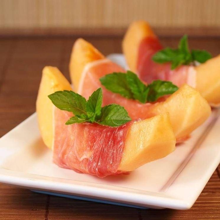 melone in cucina