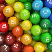 Le vitamine di cui l'organismo ha bisogno