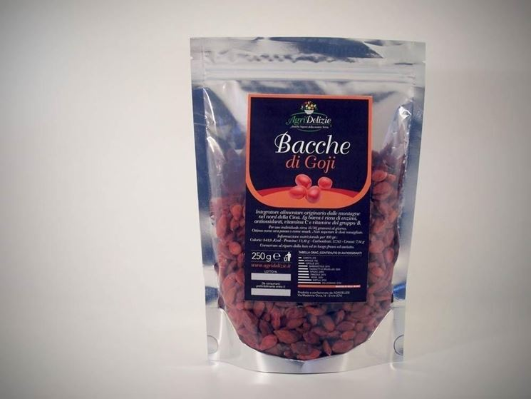 Bacche comprate online