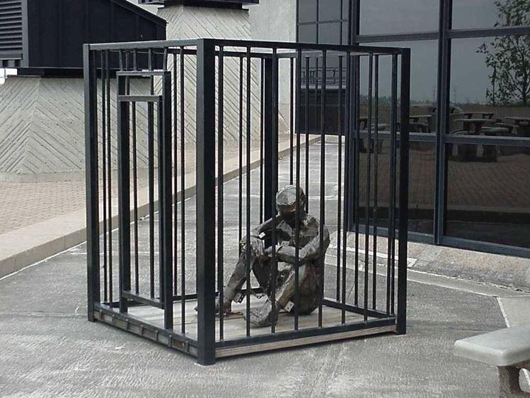 La gabbia delle paure