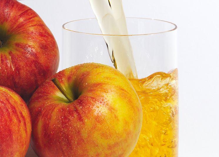 succo di mela