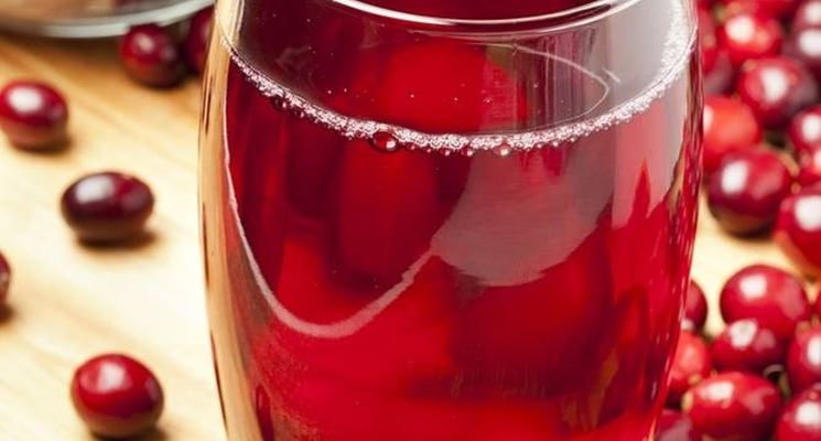 succo mirtillo rosso