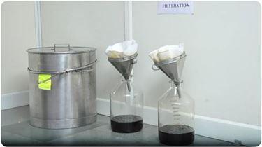 tintura ottenuta tramite macerazione alcolica