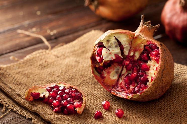 La melograna è uno dei frutti con maggiore azione diuretica