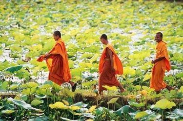 buddisti eremiti