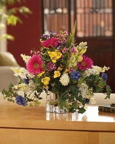 composizioni floreali artificiali