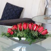 composizioni fiori finti