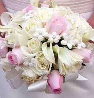 Addobbi floreali matrimonio composizione fiori - Addobbi floreali matrimonio casa sposa ...