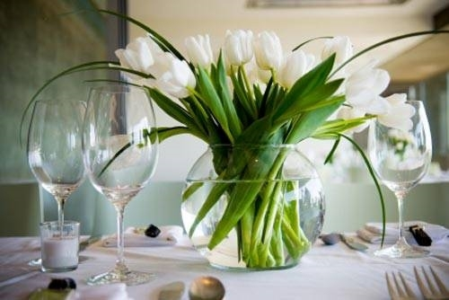 Addobbi floreali matrimonio tavoli terredelgentile