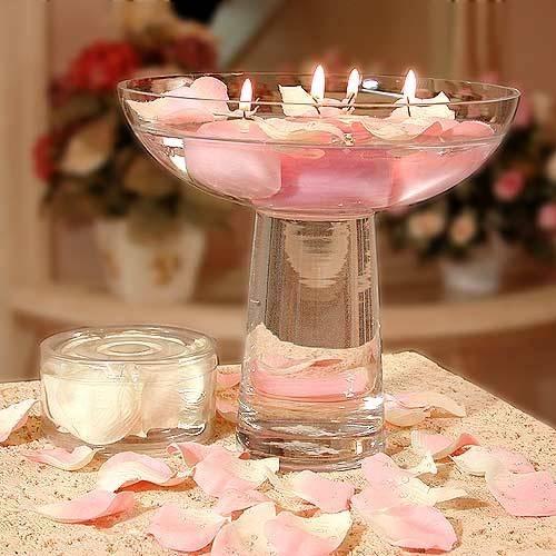 Favoloso addobbi matrimonio fai da te - Composizione fiori VT44