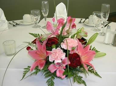 Favoloso composizioni floreali per matrimonio - Composizione fiori TV63