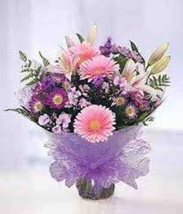 confezionare fiori - Composizione fiori