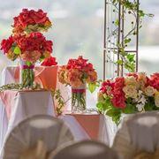 composizione fiori matrimonio