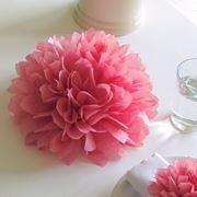fiori di carta velina