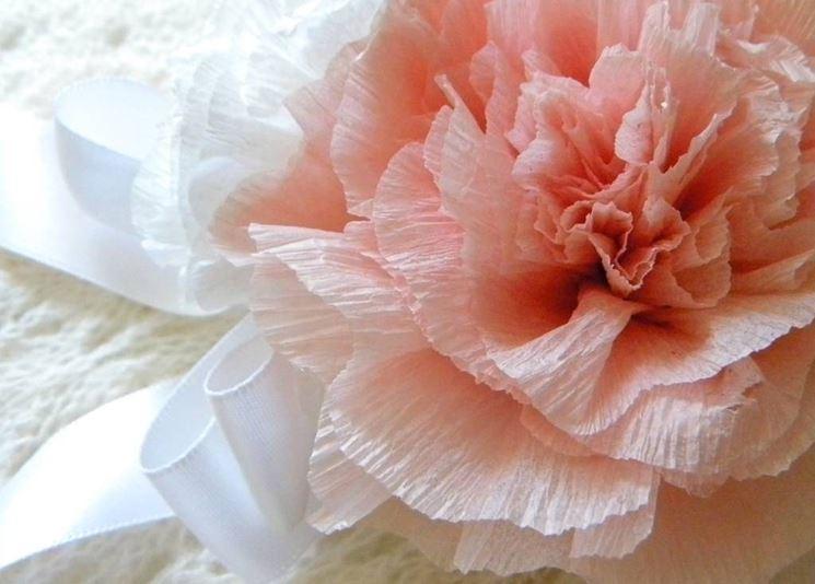 Super come si fanno i fiori di carta crespa - Fiori di carta KB03