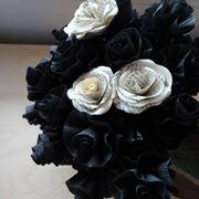 fiori carta crespa