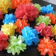 fiori di carta fai da te