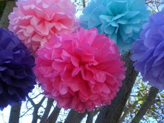 Fiori di carta semplici fiori di carta for Fiori semplici