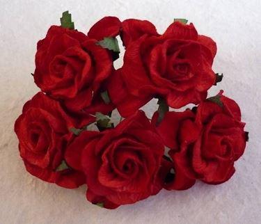 Modelli di fiori di carta